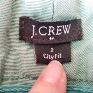 J. Crew City fit shorts